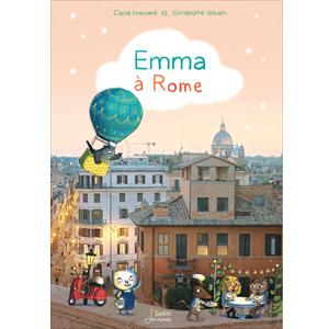 EMMA A ROME couv1