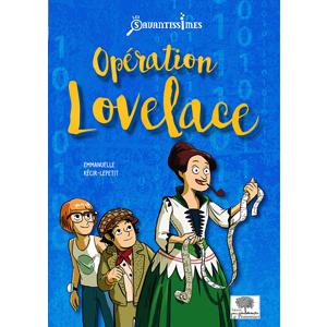 Operation Lovelace couv 1000