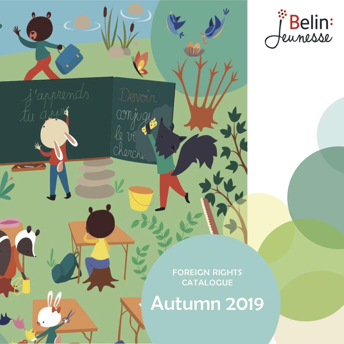 Belin Jeunesse Frankfurt 2019