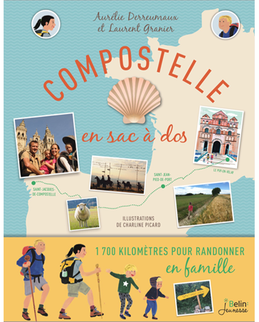 Backpacking to Compostela