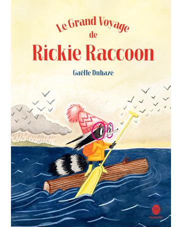 Rickie Raccoon's Big Trip