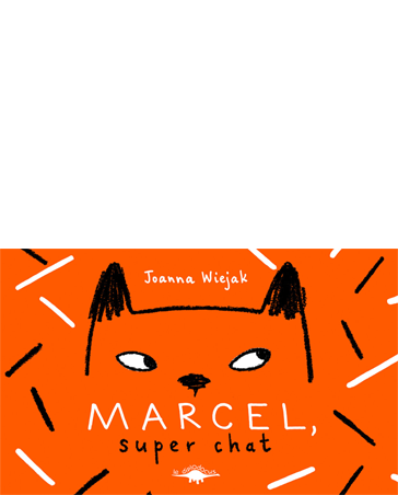 Marcel the super cat
