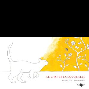 le chat et la coccinelle