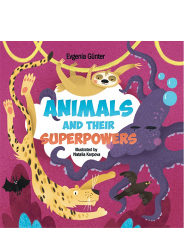 Animals and their superpowers