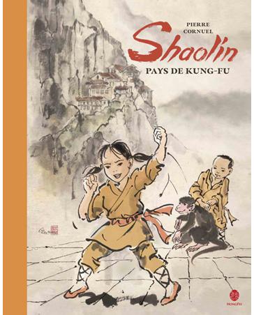 Shaolin, land of Kungfu
