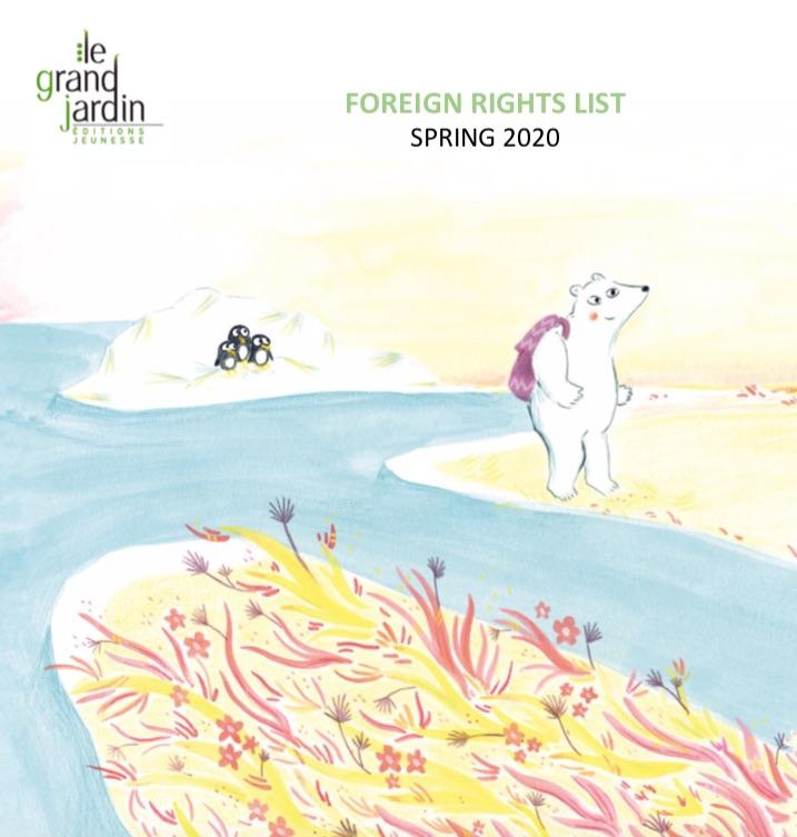 Le Grand Jardin Spring 2020