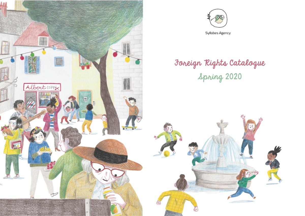 SYLLABES AGENCY Spring 2020