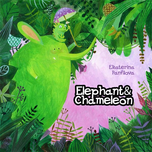Elephant&Chameleon