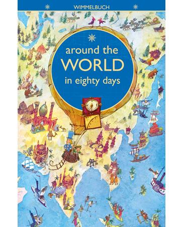 Around the world in 80 days (Wimmelbuch)