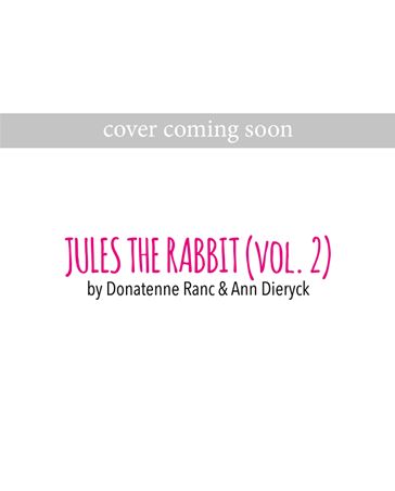 Jules the rabbit – vol. 2