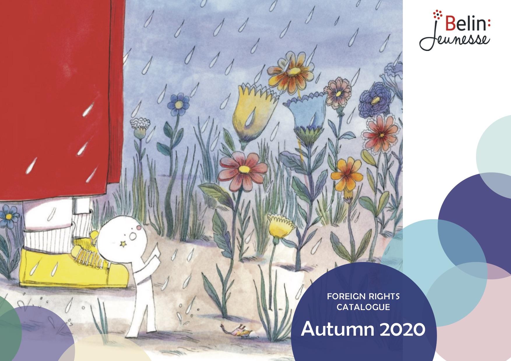 Belin Jeunesse Autumn 2020