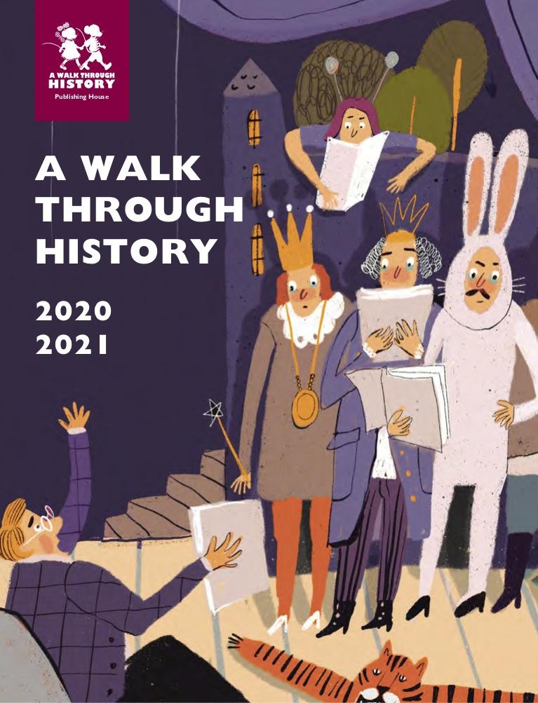Walk Through History Autumn 2020